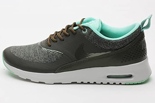nike air max thea olive damen. Black Bedroom Furniture Sets. Home Design Ideas