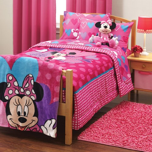 Full Size Minnie Mouse Bedding Sets