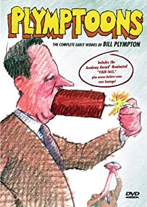 Plymptoons - The Complete Early Works of Bill Plympton