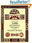 3000 Decorative Patterns of the Ancie...