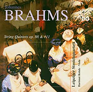 String Quintets Op 88 & 111