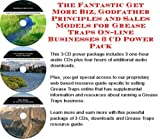 img - for The Fantastic Get More Biz, Godfather Principles and Sales Models for Grease Traps On-line Businesses 3 CD Power Pack book / textbook / text book