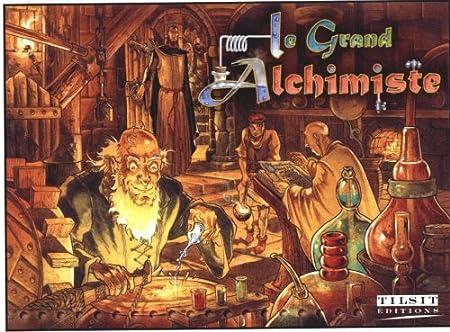 tilsit - jeu de societe - le grand alchimiste