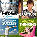 The Law of Attraction Hypnosis Bundle: Attract the Life you Truly Deserve, with Hypnosis  by  Hypnosis Live Narrated by  Hypnosis Live
