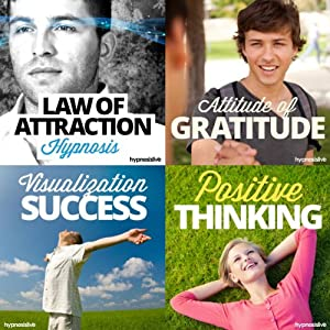 The Law of Attraction Hypnosis Bundle: Attract the Life you Truly Deserve, with Hypnosis | [Hypnosis Live]