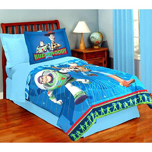 Toy Story cotton rich full comforter