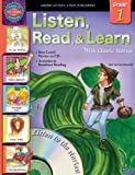 img - for Listen, Read, and Learn with Classic Stories, Grade 1 (Listen, Read, & Learn with Classic Stories) book / textbook / text book
