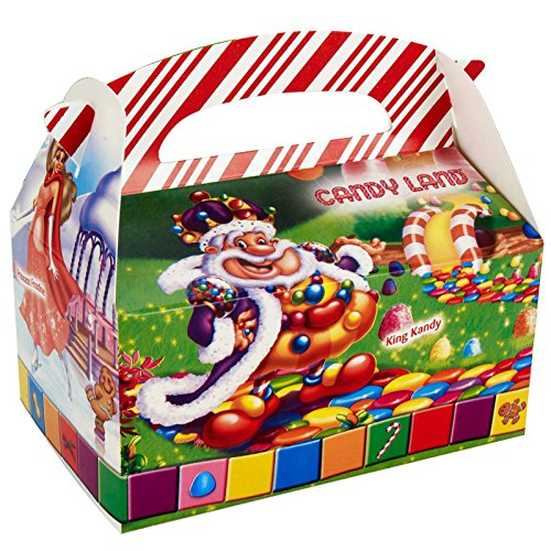 CandyLand Empty Favor Boxes (4)