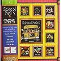 School Years Chalkboard Pocketful of Memories