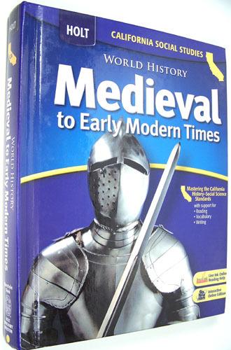 Social studies medieval times essay