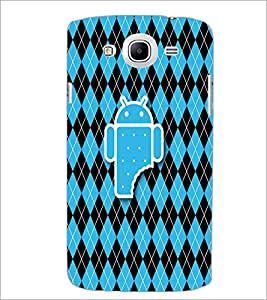 Printdhaba Android D-5606 Back Case Cover For Samsung Galaxy Mega 5.8