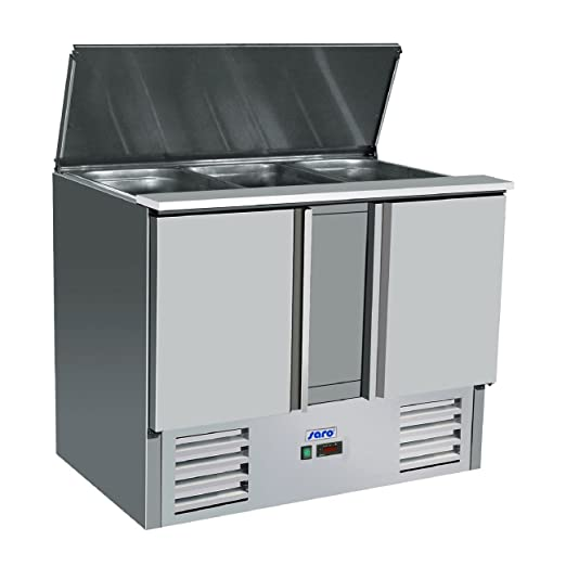 Saro - Chilled ingredients chest 2 doors 85 kg