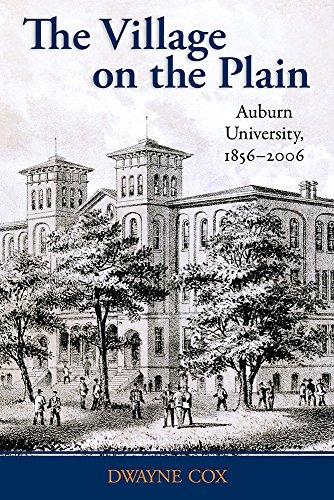 The Village on the Plain: Auburn University, 1856 PDF