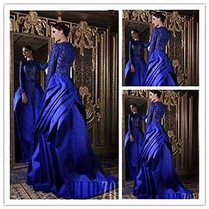 Vestidos De Fiesta 2015 Ball Gown Dress Prom 14w : Sports & Outdoors