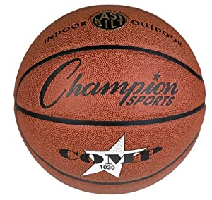 Buy Champion Sports Intermediate Size Composite Basketball by Champion Sports