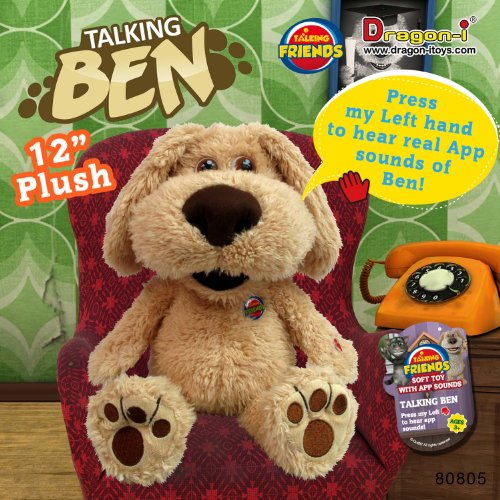 Talking Toys For Kids front-869284
