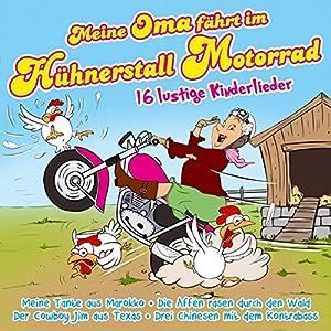Meine Oma fährt im Hühnerstall Motorrad-16 lustig - Amazon.com