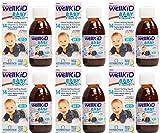 (6 PACK) - Vitabiotic - Wellkid Baby Syrup 150ml 6 PACK BUNDLE