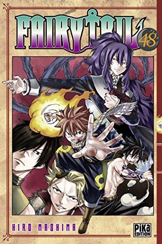 Fairy Tail Vol.48 francais