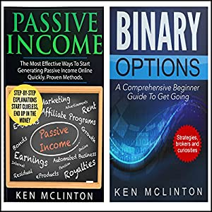 Passive Income: Passive Income, Binary Options Beginners Audiobook