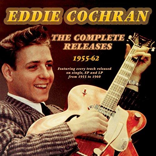 Eddie Cochran - Complete Releases 1955-62 - Zortam Music