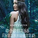 Goddess Interrupted: A Goddess Test Novel, Book 2 (       UNABRIDGED) by Aimée Carter Narrated by Brittany Pressley