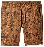 Buffalo Men's Cotton Shorts (8907403306604_1000446015002_30_Khaki)
