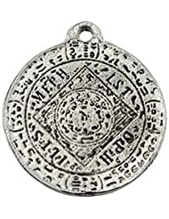 The Seal Of Mephistopheles 6th And 7th Book Of Moses Amulet Tailsman Necklace