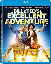 Bill & Ted\'s Excellent Adventure [Blu-ray]