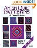 Amish Quilt Patterns: 32 Pieced Patterns