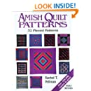 Amish Quilt Patterns: 32 Pieced Patterns