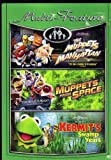 Muppets Triple Feature (The Muppets Take Manhattan / Muppets From Space / Kermit's Swamp Years)