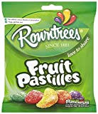 Rowntree's Fruit Pastilles Sharing Bag 170g (Pack of 12)