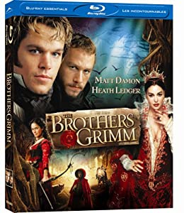 The Brothers Grimm (2005) [Blu-ray]