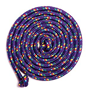 Buy 16' Double Dutch Jump Rope - Purple Confetti by Just Jump It