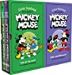 Walt Disney's Mickey Mouse Color Sundays Gift Box Set