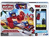 Angry Birds Transformers Telepods Optimus Prime Bird Raceway by Angry Birds [並行輸入品]