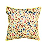 The Crazy Me Sweeten Up A Bit Cushion Cover(16 By 16 Inch)