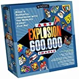 Product B00001QGVR - Product title Art Explosion 600,000 Images [Old Version]