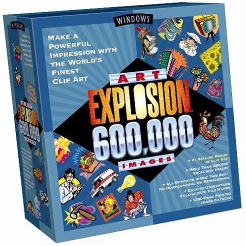 art Explosion 600,000 Images
