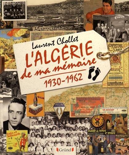 L'Algérie de ma mémoire