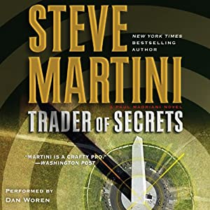 Trader of Secrets: A Paul Madriani Novel | [Steve Martini]