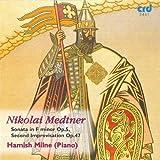 Nikolaï Medtner : Musique pour piano (volume 4)