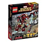 LEGO Super Heroes The Hulk Buster Sma...