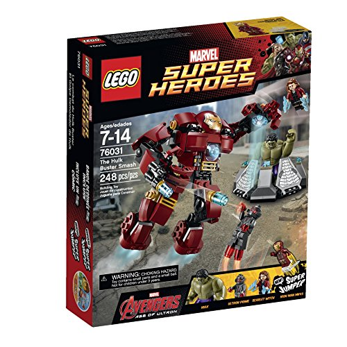 LEGO Super Heroes The Hulk Buster Smash – 76031