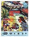 15th Annual 1973 Daytona 500 Canvas 22 x 30 Program Print – Mounted Memories Certified – Original…