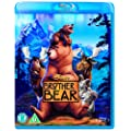 Brother Bear [Blu-ray] [2003] [Region Free]