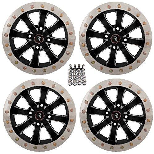 Raceline Mamba Beadlock ATV Wheels/Rims Mach 15