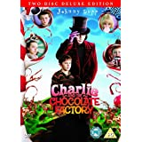 Charlie & The Chocolate Factory (2 Disc Deluxe Edition) [DVD] [2005]by Johnny Depp