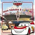 Cars : Mon histoire � colorier